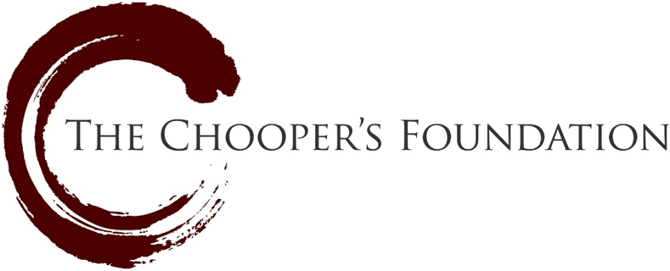 The Choopers Foundation Logo.970X392